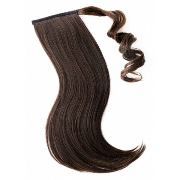 Ponytail Wrap Brunette